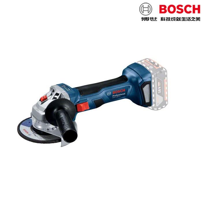 """BOSCH博世 GWS 180-LI 18V 鋰電 無刷 砂輪機 切斷機 4"""" 充電砂輪機 打磨 拋光"""