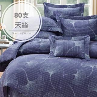 80支天絲TENCEL雙銀纖維抗菌 兩用被床包組&床罩組(柏尼菲)100%萊塞爾 單人 雙人 加大 特大 實拍💎樂樂屋 新北市