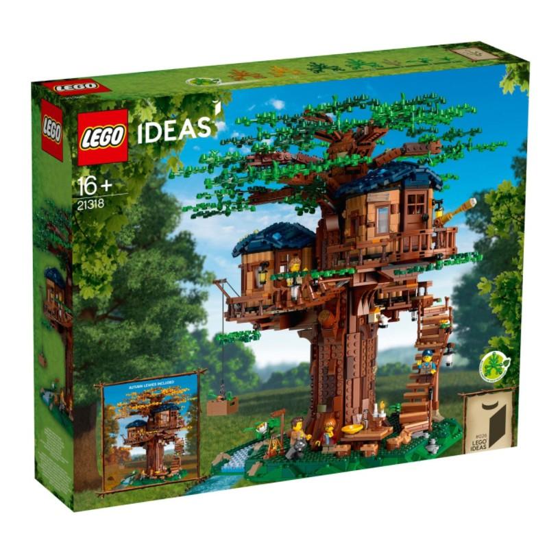 【樂爆王】LEGO 21318 樹屋 IDEAS樂高