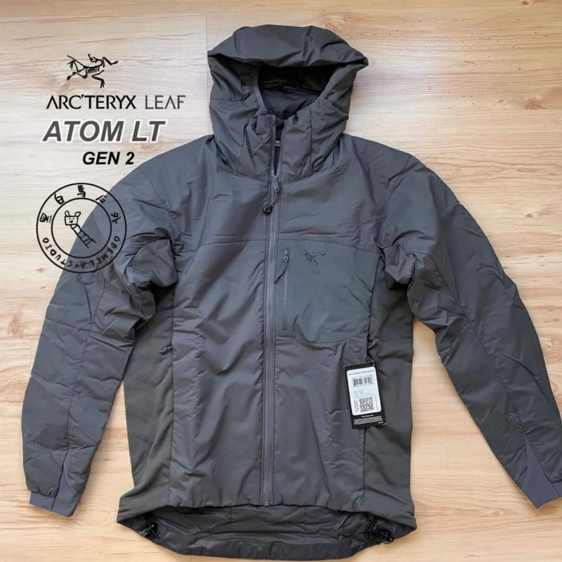 Arc'teryx LEAF Atom LT Gen.2 Hoody 軍鳥化纖保暖連帽外套