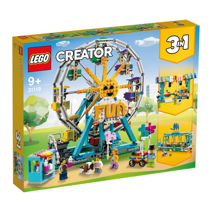 樂高LEGO 31119 摩天輪Ferris Wheel 玩具反斗城