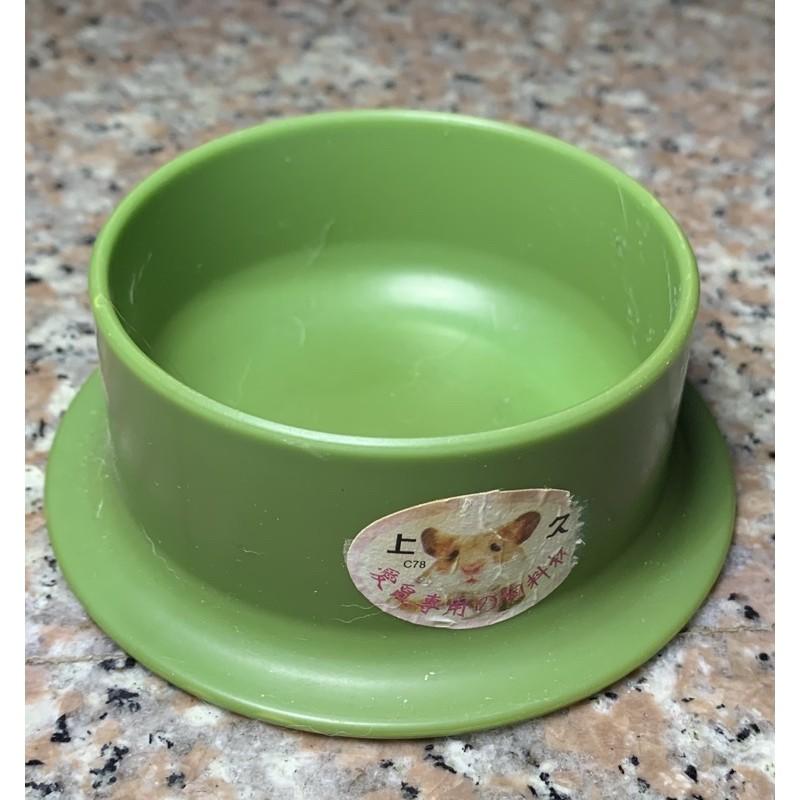 塑料倉鼠食盆、也可放其他小寵物飼料