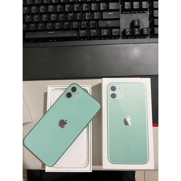 (二手)iphone11 128G綠色 可議✅