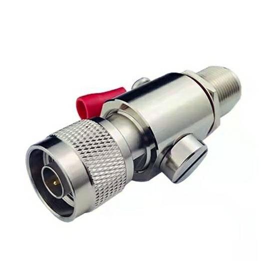 突波保護器 (用於N型天線), 5KV等級 [15-SP60A]