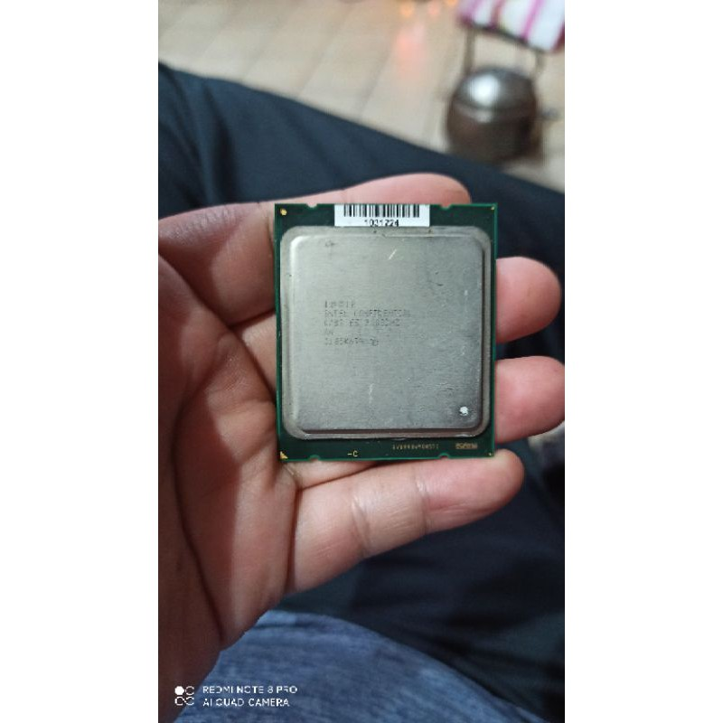 Intel LGA2011 x79 Xeon QA82 e5-2650 ES 2.0GHZ