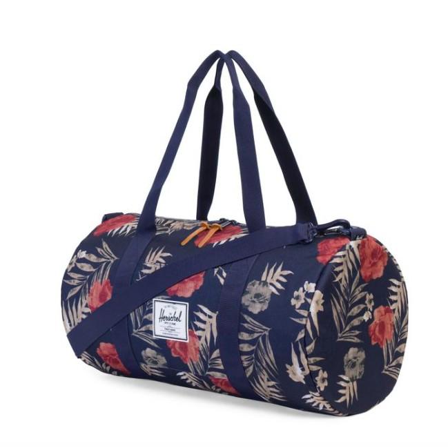 HERSCHEL SUTTON MID-VOLUME /圓筒包 肩背 手提袋 旅行袋【 GIANT MALL 】