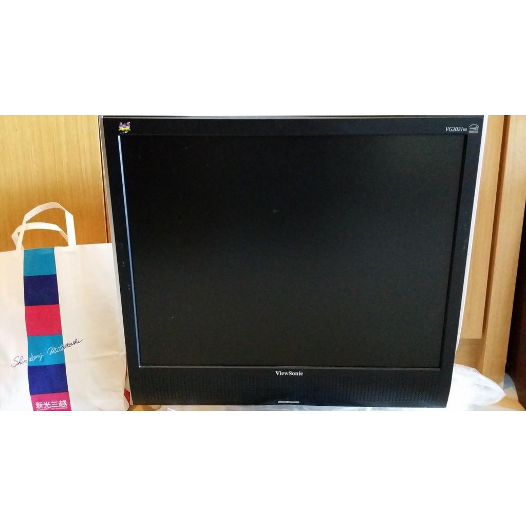 優派 VG2021M  Viewsonic 20吋 LCD 多媒體液晶顯示器(4:3)