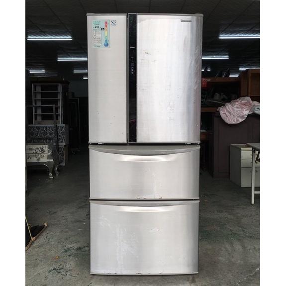 【全國二手傢具】Panasonic國際牌 變頻四門冷凍冷藏箱 NR-D563HV/560L/家用冰箱/電冰箱/二手家電