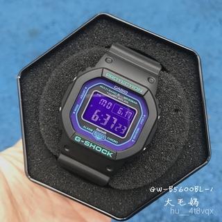 卡西歐方塊電波錶GW-B5600BC-1AHRBL-1太陽能方塊運動手錶 xQib 宜蘭縣