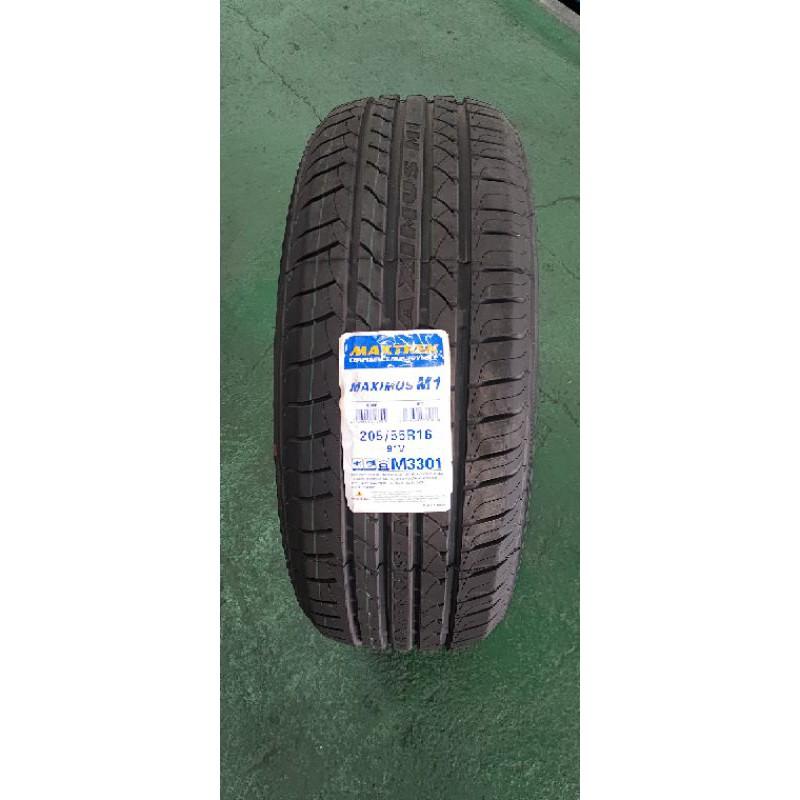 { 杰倫} MAXTREK 新迪斯輪胎 M1 205-55-16 205-45-16  中國製低噪音 本月超低價特賣中