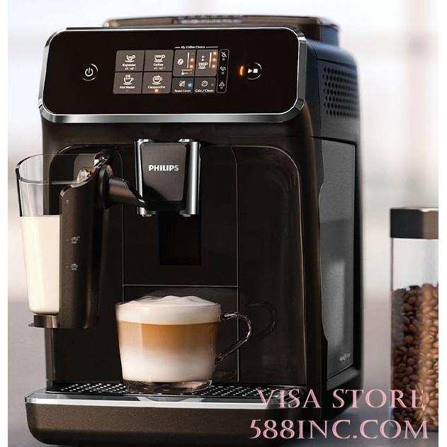 LatteGo全自動義式咖啡機 飛利浦 EP2231 2200系列  Philips Auto Espresso Mac
