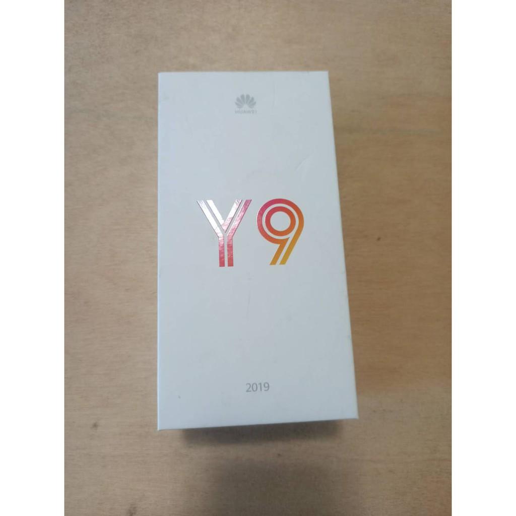 HUAWEI Y9原廠空盒  [二手]