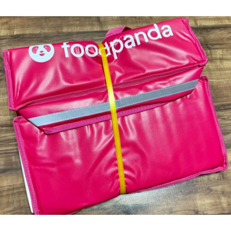 foodpanda 熊貓小箱保溫箱  8格大foodpanda小箱