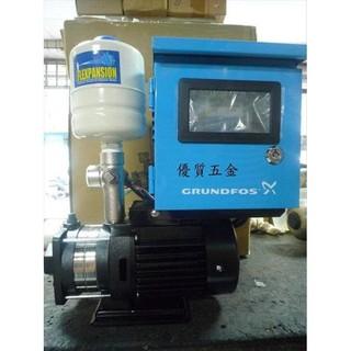 【泵浦五金】葛蘭富*1.5HP(CH4-30)電腦變頻加壓機*加壓馬達【27000】 台北市