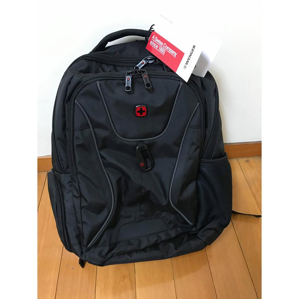 好市多 Wenger 多功能後背包 電腦包 運動背包 17吋筆電包  COSTCO