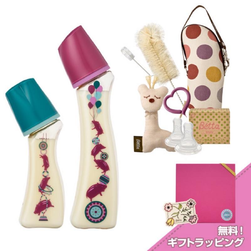 ✨預購✨ 日本 Dr. Betta 2019 GIOIA🐷豬年限定紀念奶瓶禮盒 🍼