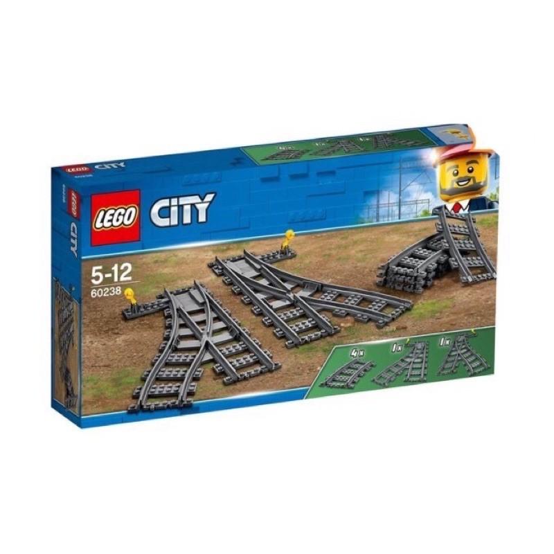 [樂高Lego]火車切換式軌道 免運費 ~COSTCO 好市多代購~