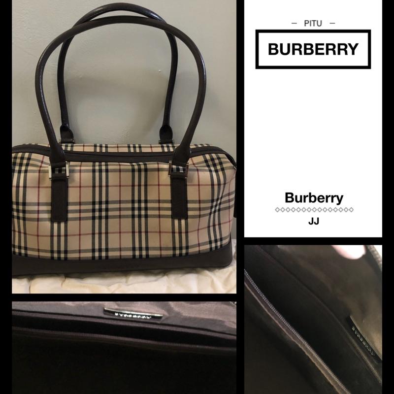 Burberry 枕頭包
