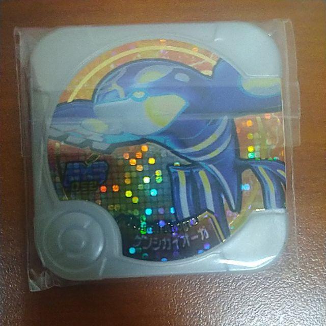 [現貨] 神奇寶貝pokemon tretta 卡匣 特別02彈 大師等級 級別4星 原始蓋歐卡 可召喚z