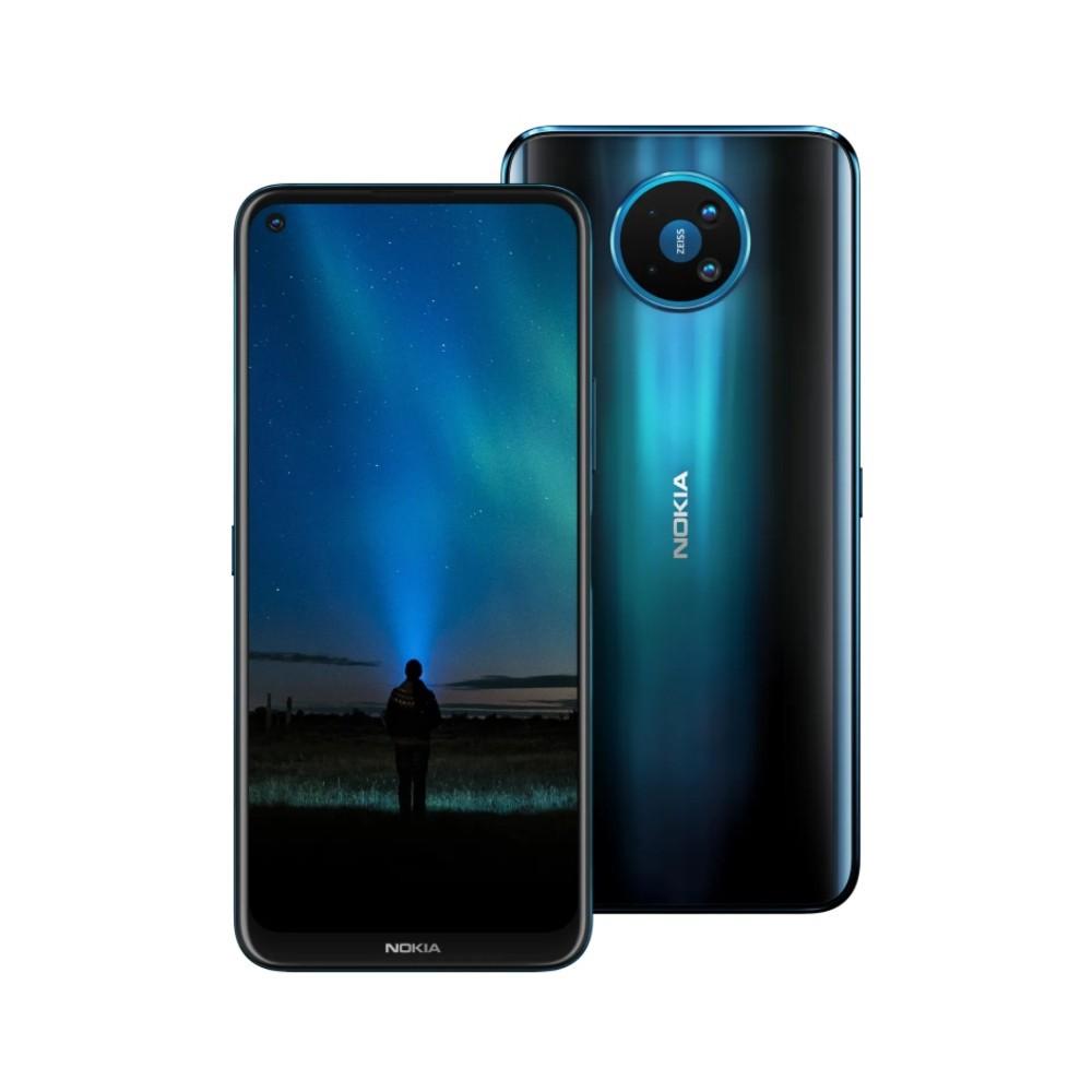 NOKIA 8.3 5G四鏡頭6.81吋大螢幕手機(8G/128G) 極夜藍 拆封新品-聯強保固
