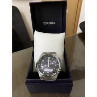 CASIO WVA-M600 光動能中古錶 日本購買