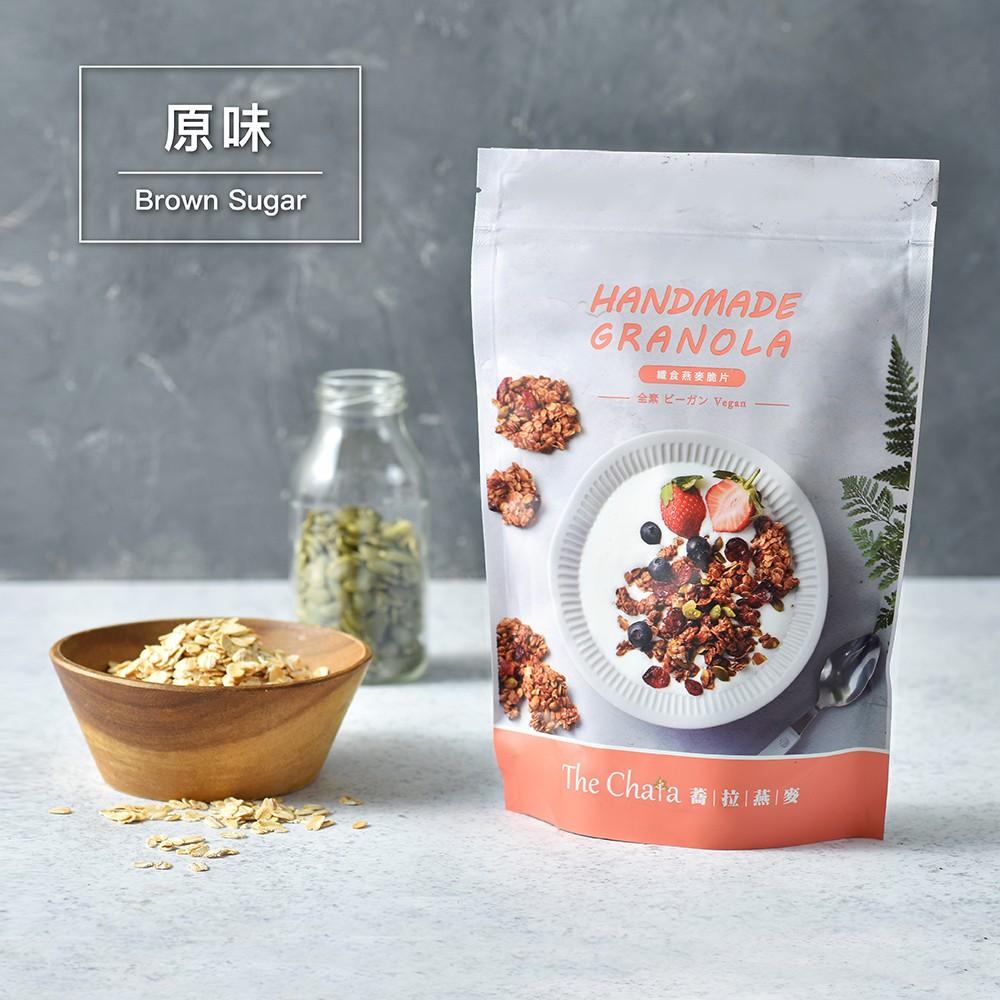 蕎拉燕麥【原味】纖食燕麥脆片 150g