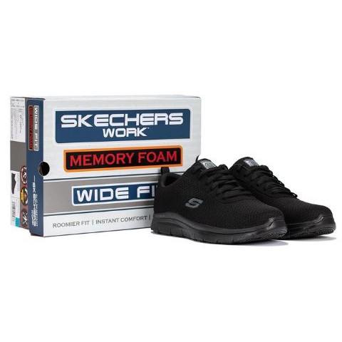 鮮鮮代購Costco-Skechers 男輕量工作防滑鞋