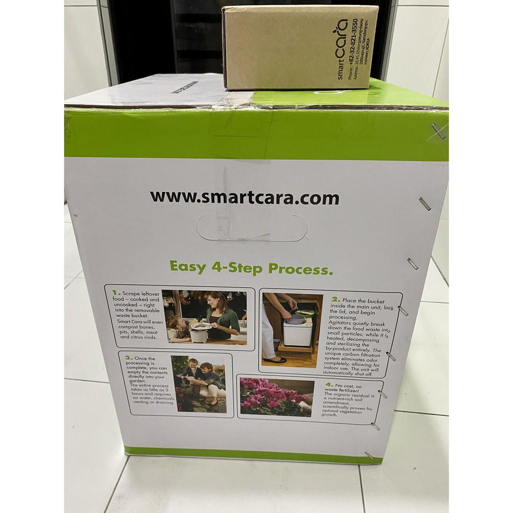 (全新未拆封)韓國 SmartCARA【PCS-350】卡拉廚餘機16000元(附濾網)