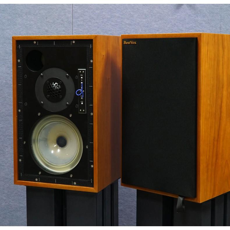 BestVox 本色LS5/9 發燒 HIFI 書架喇叭 8吋 2分頻監聽 ls59 BBC 經典 可面交