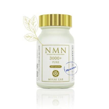 (日本直送)2021最新改版 新興和 NMN6000 / NMN3000  保健食品(60顆)