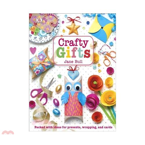 《DK Pub》Crafty Gifts【三民網路書店】(精裝)[79折]