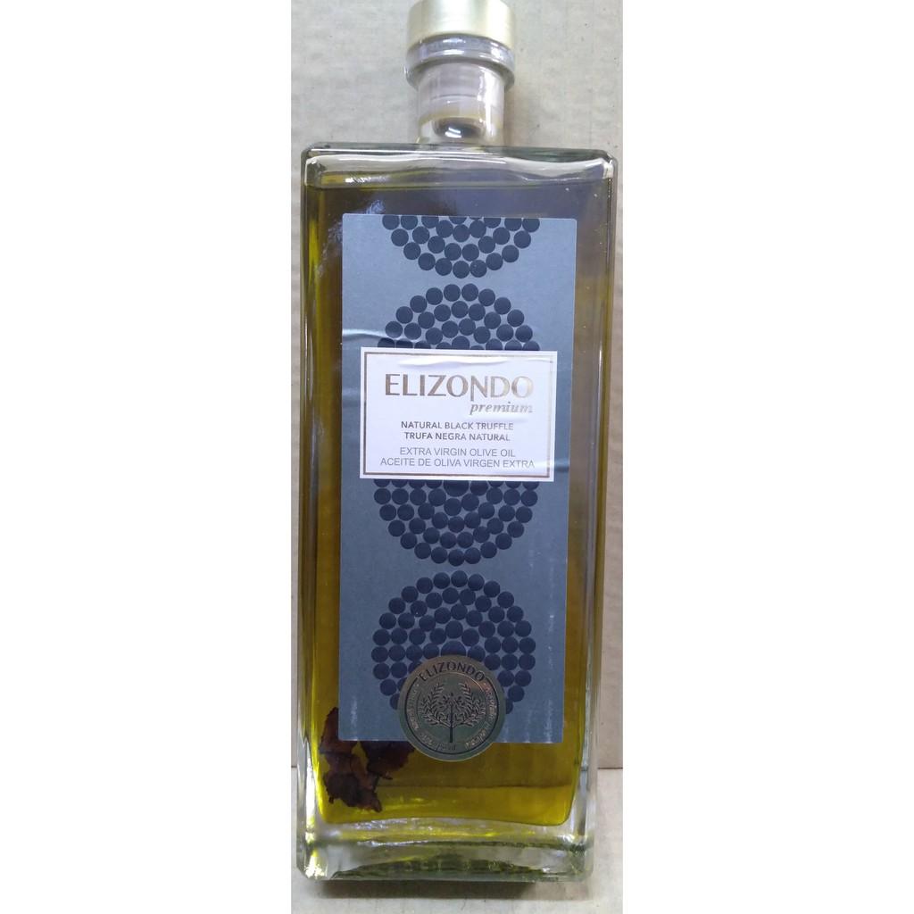 有效期限2020.12 ELIZONDO 松露初榨橄欖油 黑松露 西班牙 500ml costco 代購 好市多