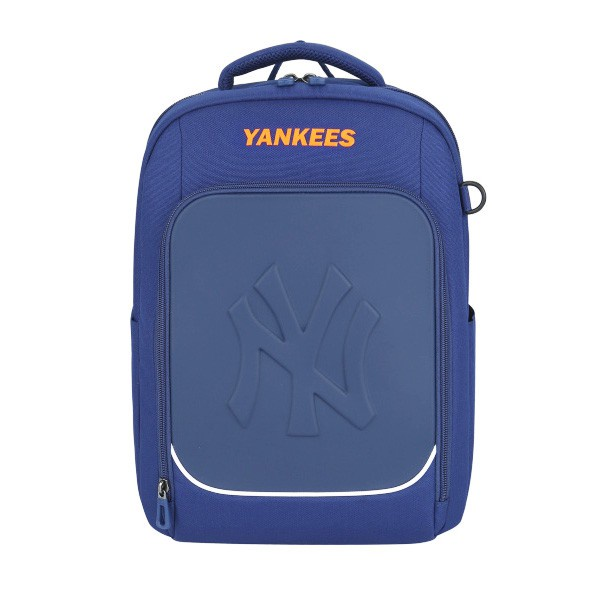 MLB kids 悅悅  紐約洋基雙肩後背包 小學生書包 防駝背書包 減負脊椎書包 棒球書包 中高年級書包 硬殼書包