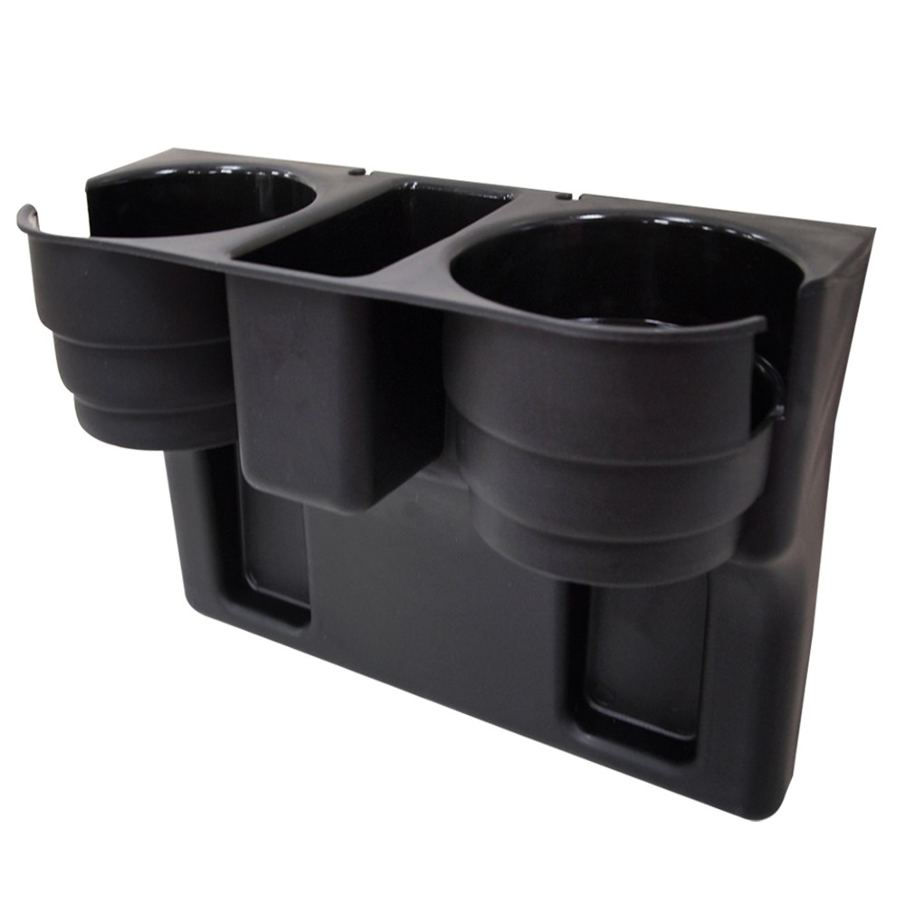 汽車椅縫 細縫 多功能飲料架-黑色-台灣製