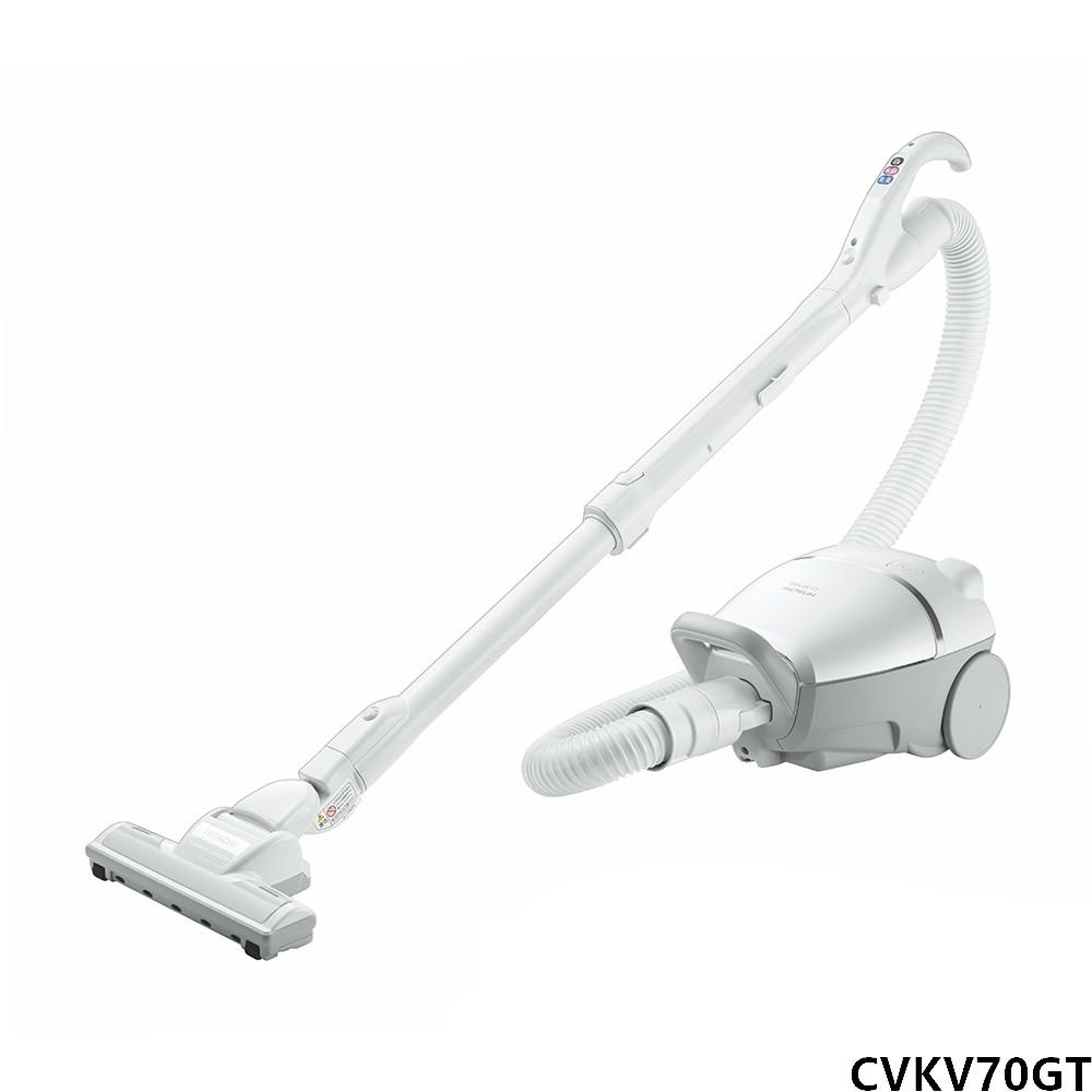 日立Hitachi 570W紙袋型吸塵器 CVKV70GT 廠商直送