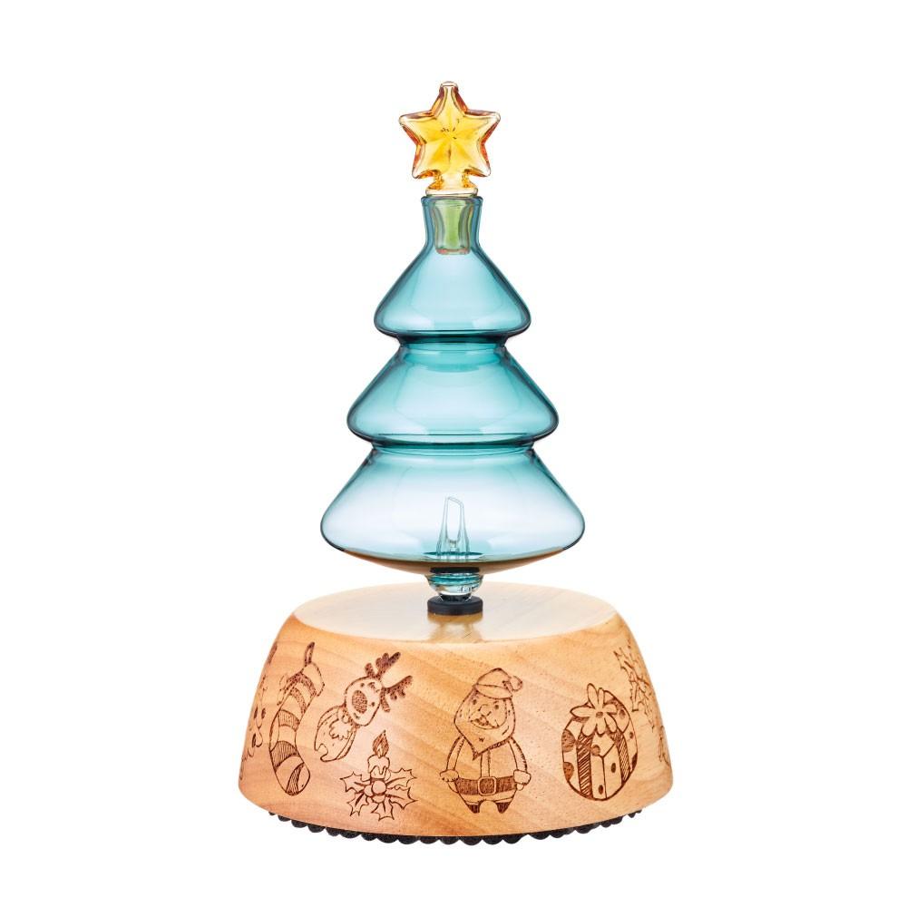 【Organic Aromas有機香氛】聖誕樹精油擴香儀