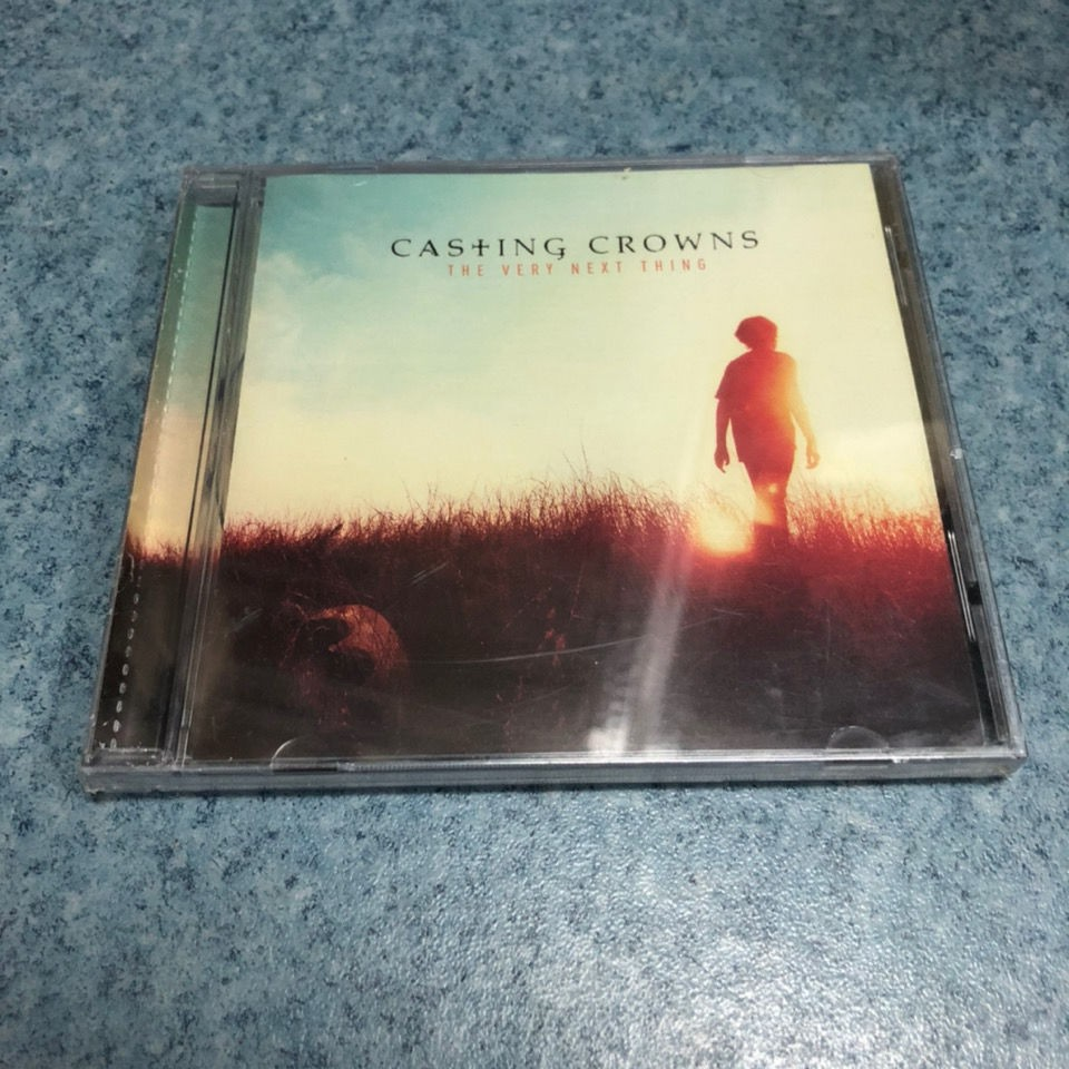 Casting Crowns - The Very Next Thing可車載音樂CD (F01)