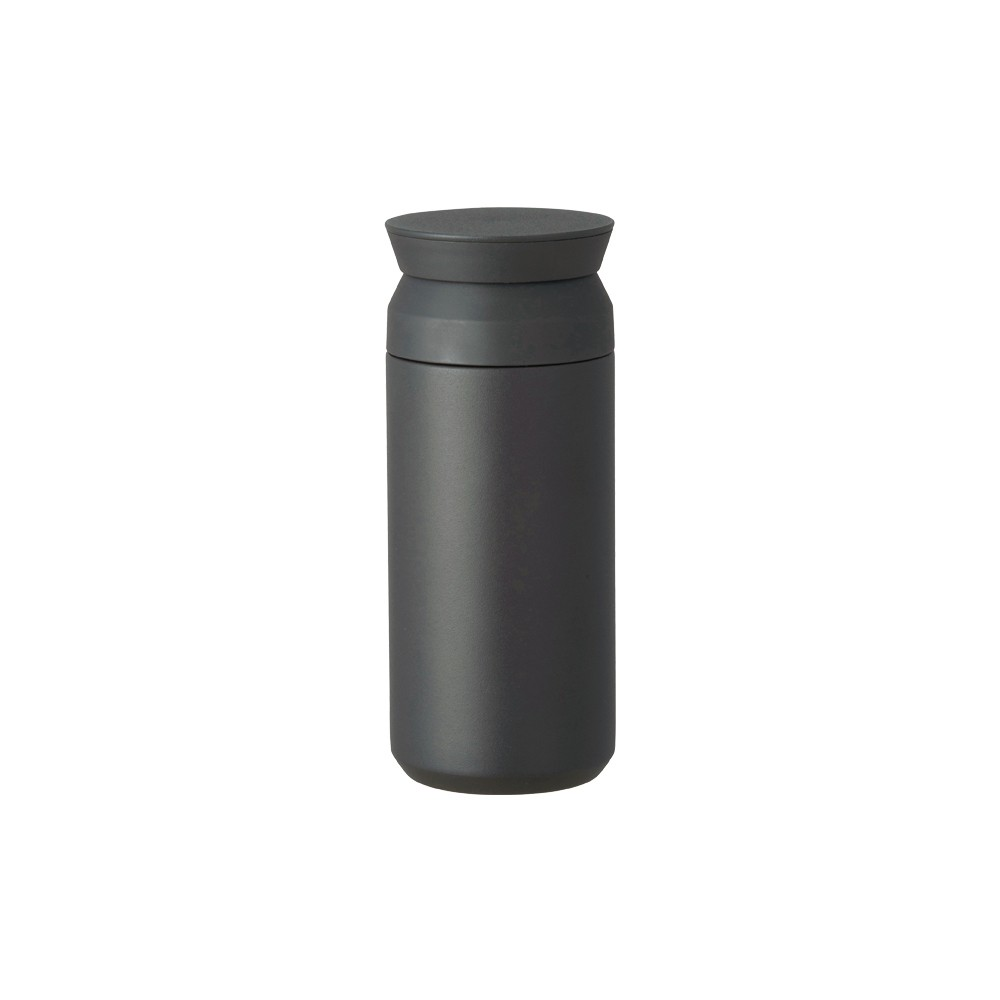 【KINTO】TRAVEL TUMBLER隨行保溫瓶 350ml-黑