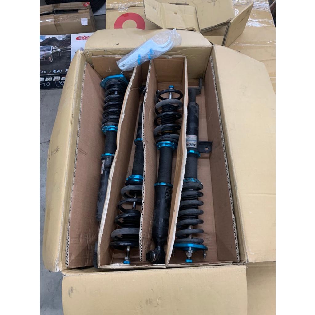 全新品/二手品 BMW F10 寶馬  KIDO 改裝避震 軟硬可調 原廠避震 彈簧 避震器
