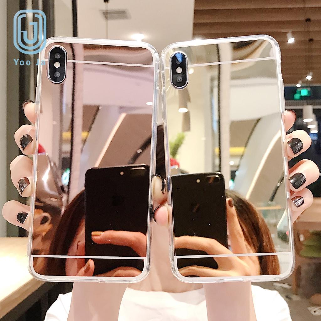 【限時免運】鏡面手機殼 補妝神器 適用於 OPPO Reno 3 Z Realme 3 5 Pro A9 A5 2020