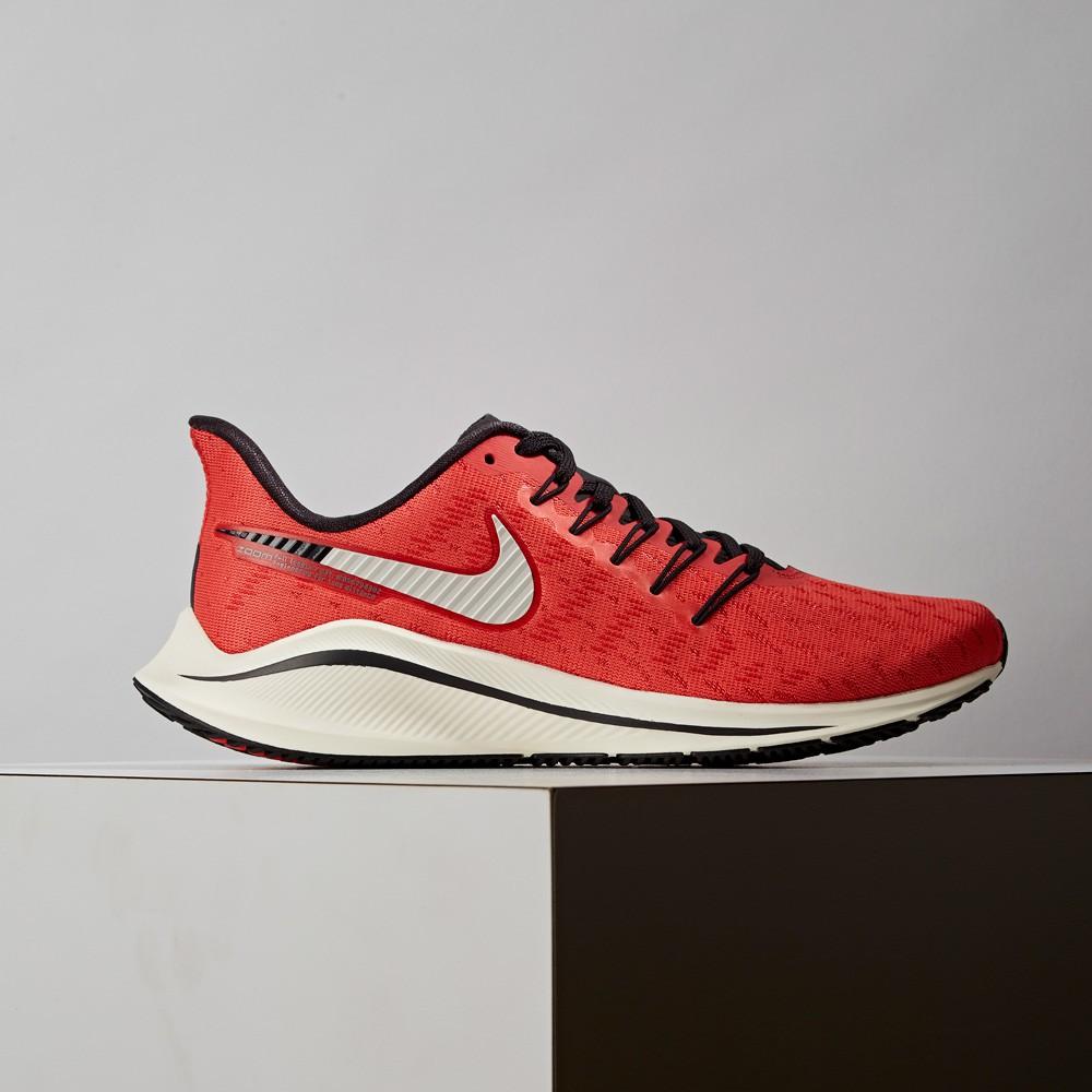 Nike Air Zoom Vomero 14 女鞋 紅 避震 透氣 慢跑鞋 AH7858800