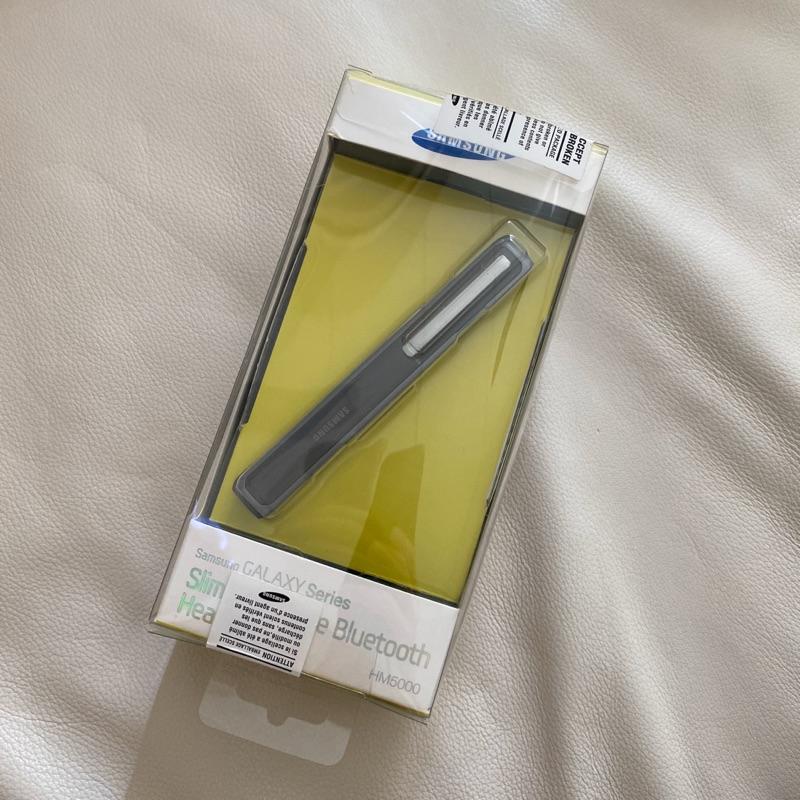 Samsung HM5000 藍芽耳機 藍芽捧