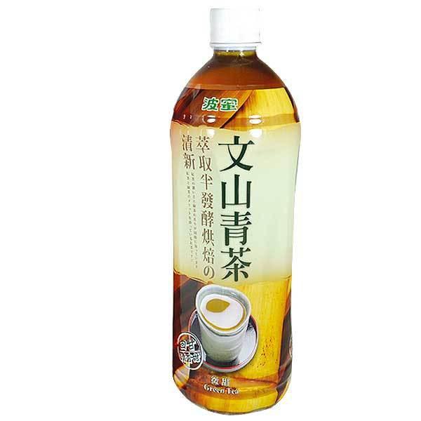 波蜜 文山青茶 980ml【康鄰超市】