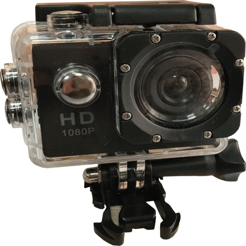 Sports Cam 戶外攝影機 防水30公尺深Fllu HD1080P (保固3個月)