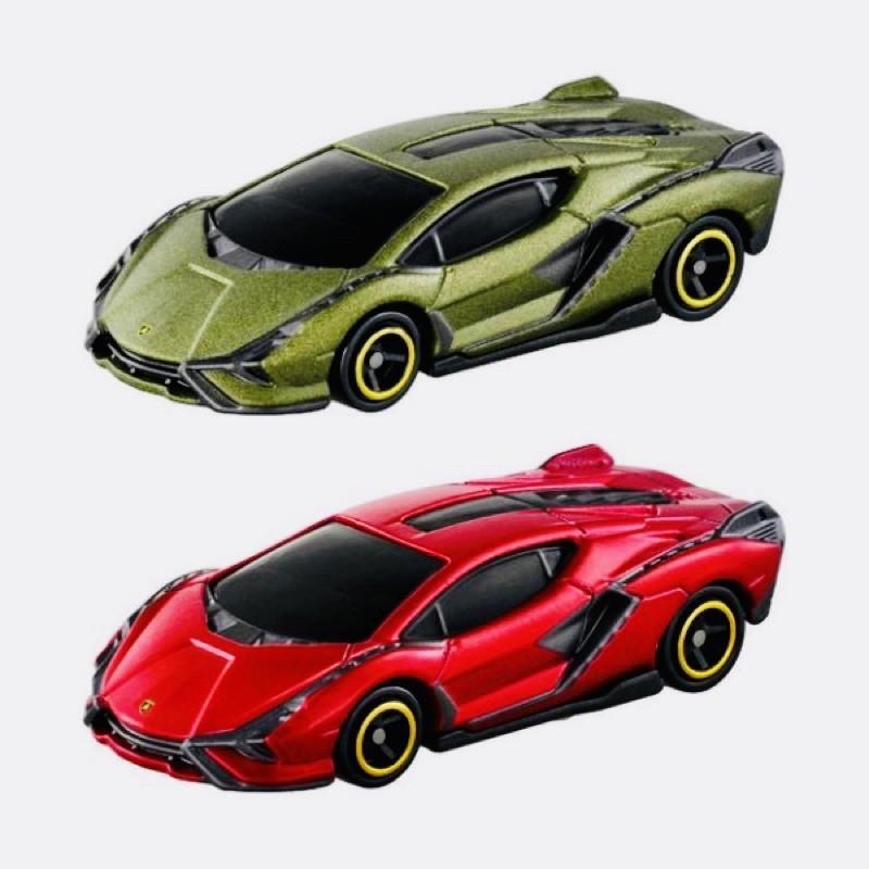 TOMICA 多美 89號 No089 Lamborghini 藍寶堅尼 藍寶基尼 Sian FKP 37 新車貼