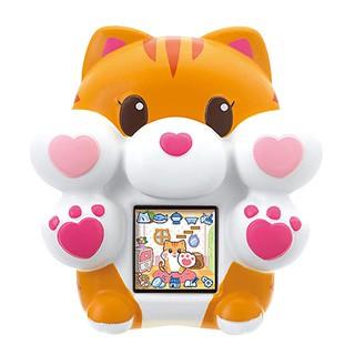 【SEGA】寵物電子雞 麻糬貓 貓咪造型 咖啡 橘貓款