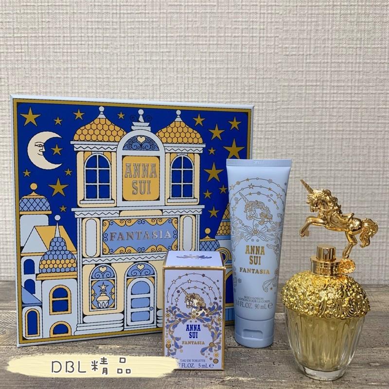 《DBL》ANNA SUI獨角獸香水禮盒