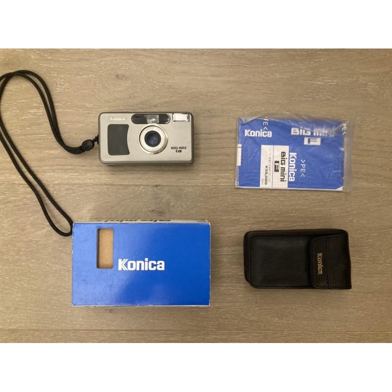 Konica big mini f 底片傻瓜相機