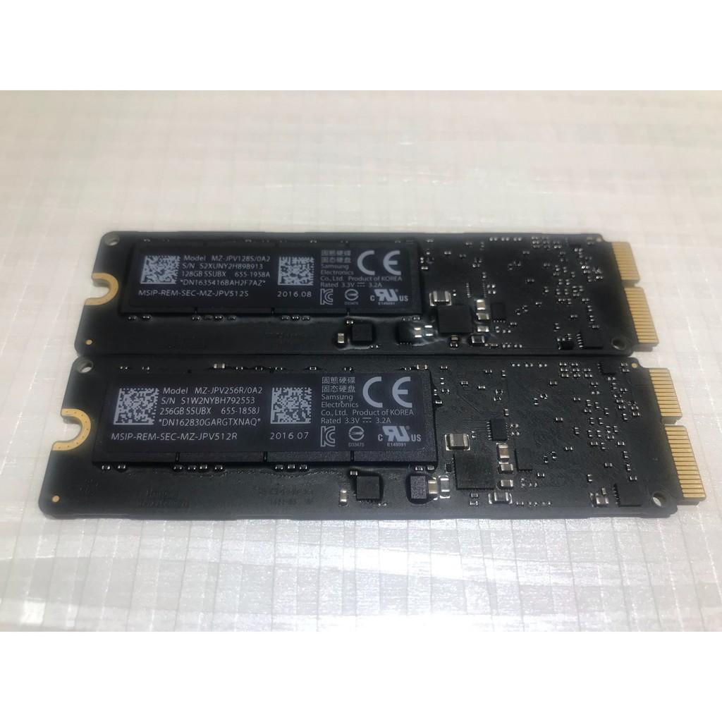 MacBook Air Pro Mac Mini  Mac Pro 原廠SSD硬碟 二手良品