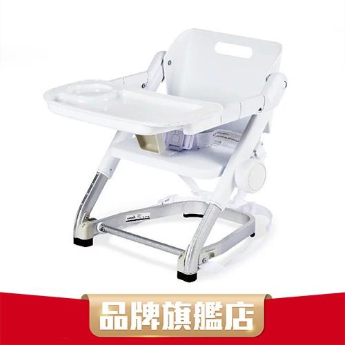 英國 Unilove Feed Me 攜帶式寶貝餐椅 椅身+椅墊-完整套組